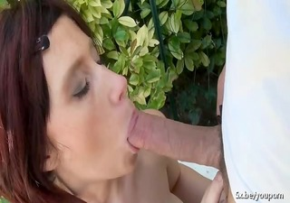 margaux a mother i analfucked outdoor