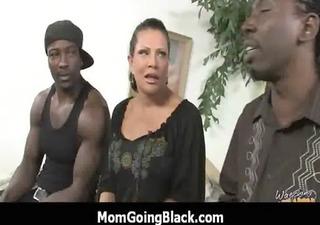 Nasty MILF Amazing Interracial Fuck 29