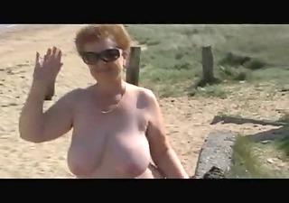 granny outdoor