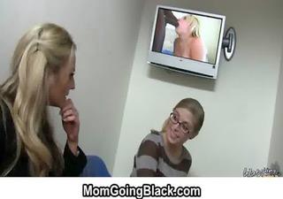 mama go black - interracial hardcore porno movie